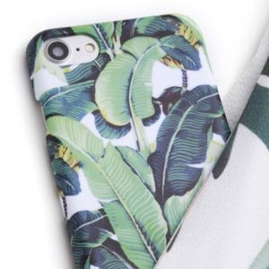 Accessories - Leaves iPhone Case 6/6S/7 Greenery Vine Plant